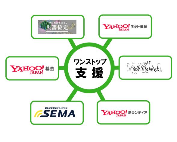Image of Disaster Support Platform
